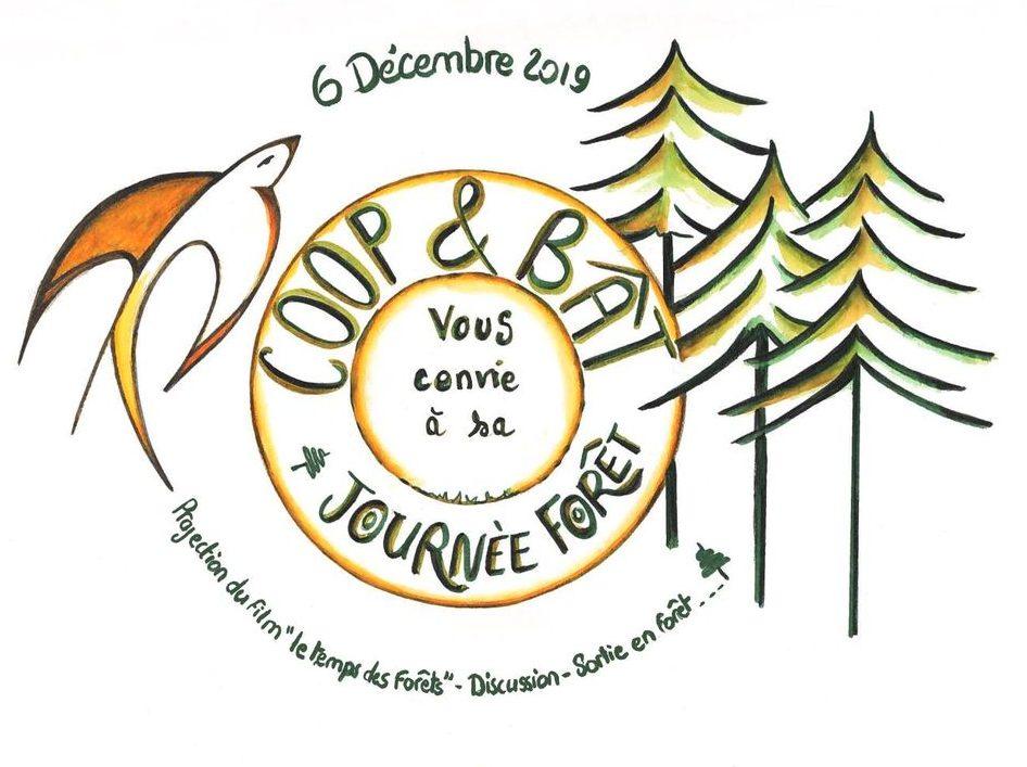 6 décembre 2019 - Coop&Bât - Journée Forêt